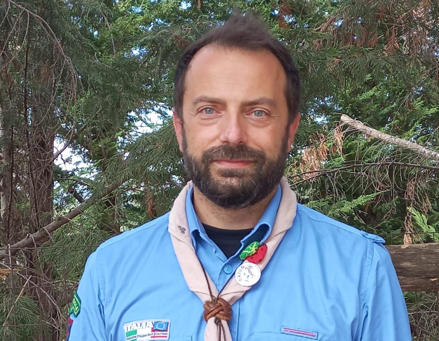 Stefano Venturini (Mirandola 2) è Akela d'Italia
