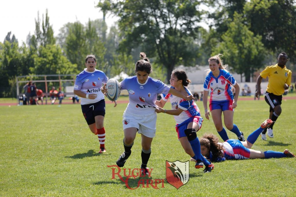 Rugby Carpi, Open Day domenica 5 settembre