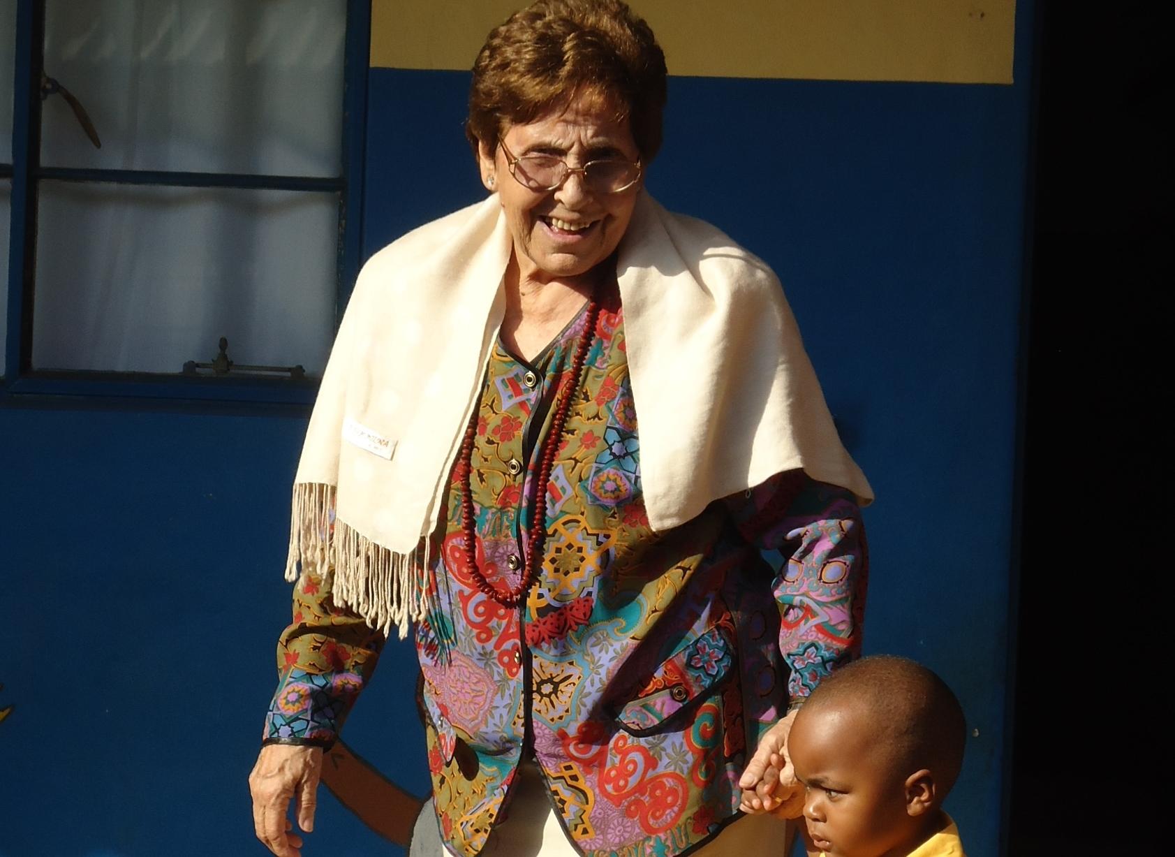 Centro Missionario: preghiamo per Irene Ratti