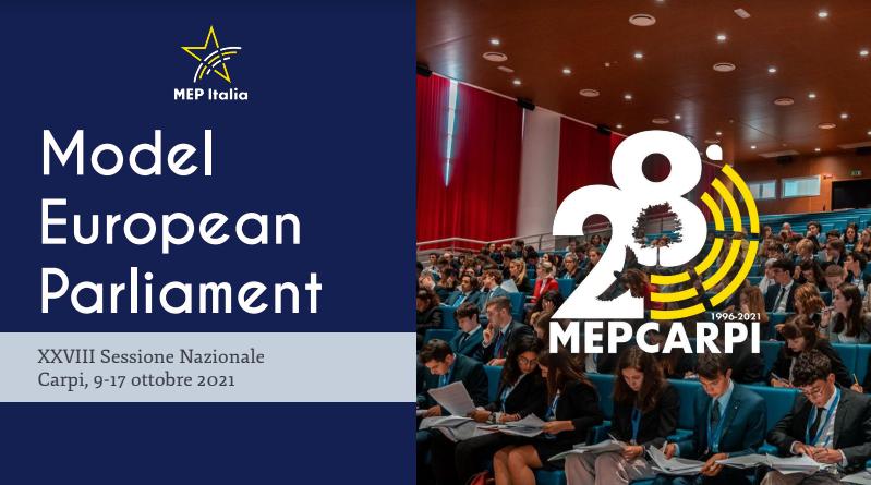 Carpi incontra l'Europa degli studenti con il progetto MEP