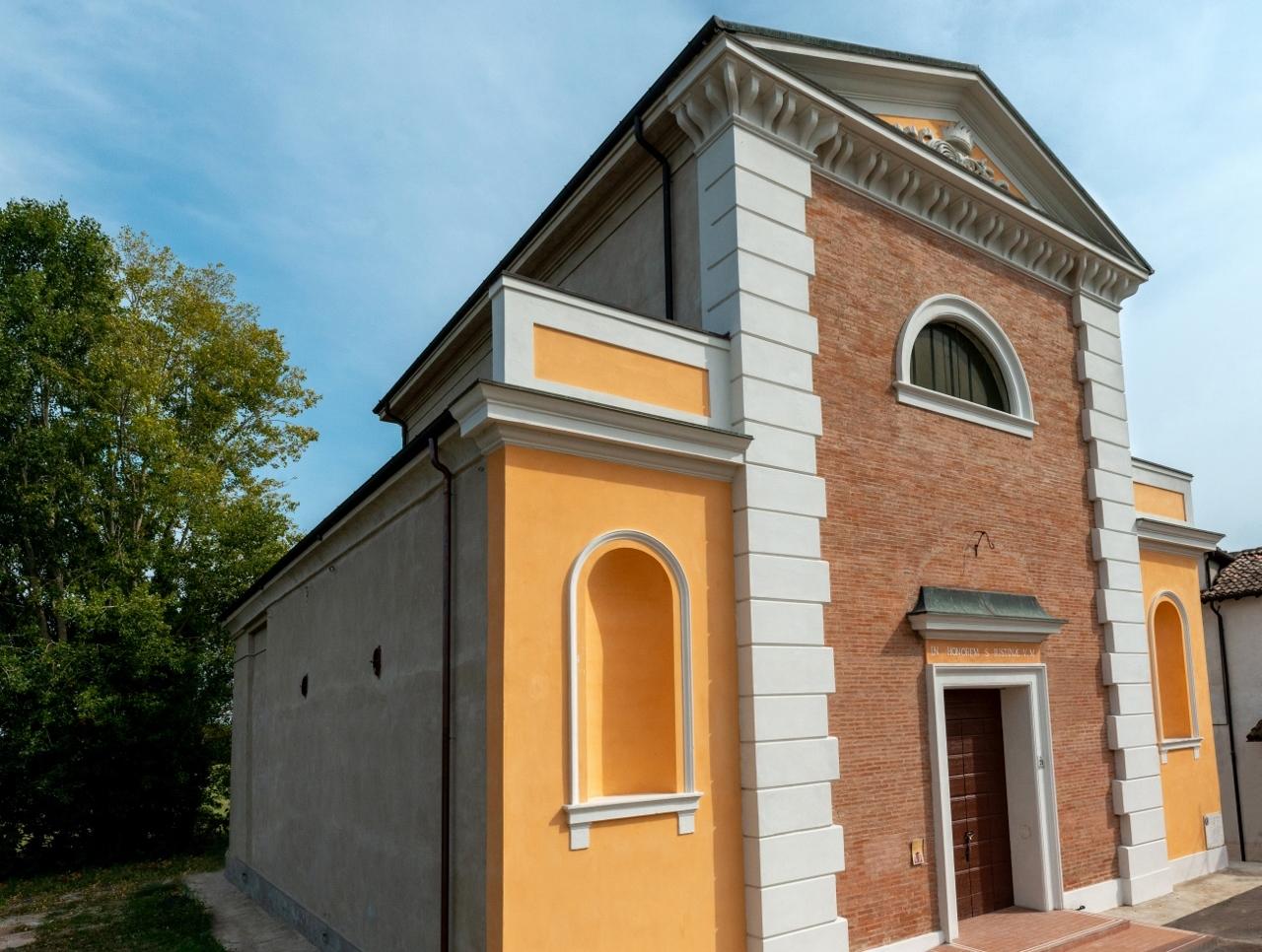 Riaprirà al culto la chiesa di Santa Giustina Vigona