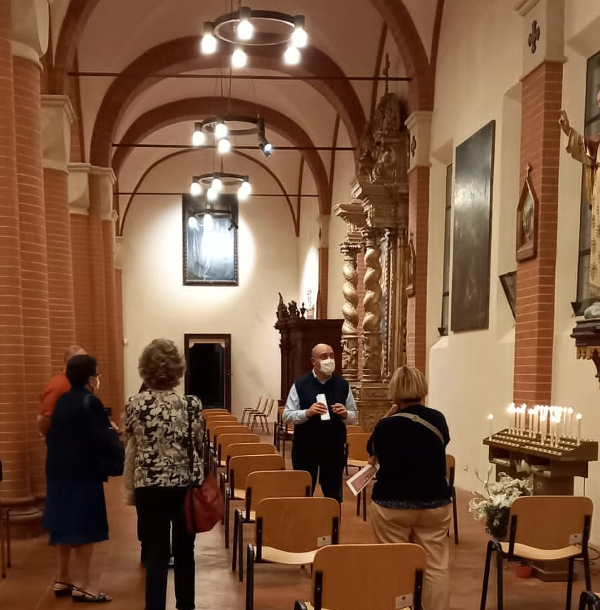 Mirandola, bene le visite guidate in Duomo
