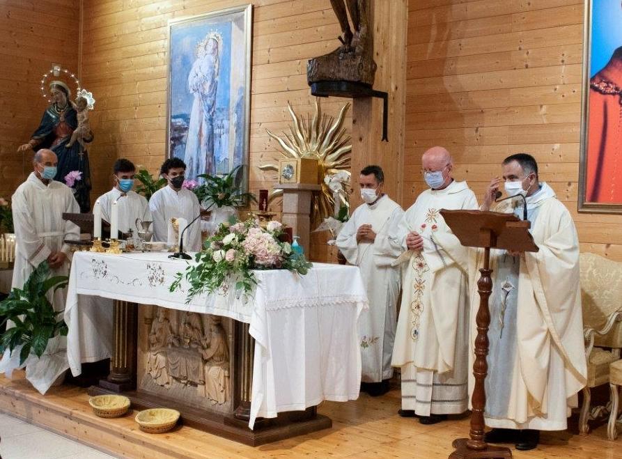 Novi, celebrata la festa del Patrono con il Vescovo Erio