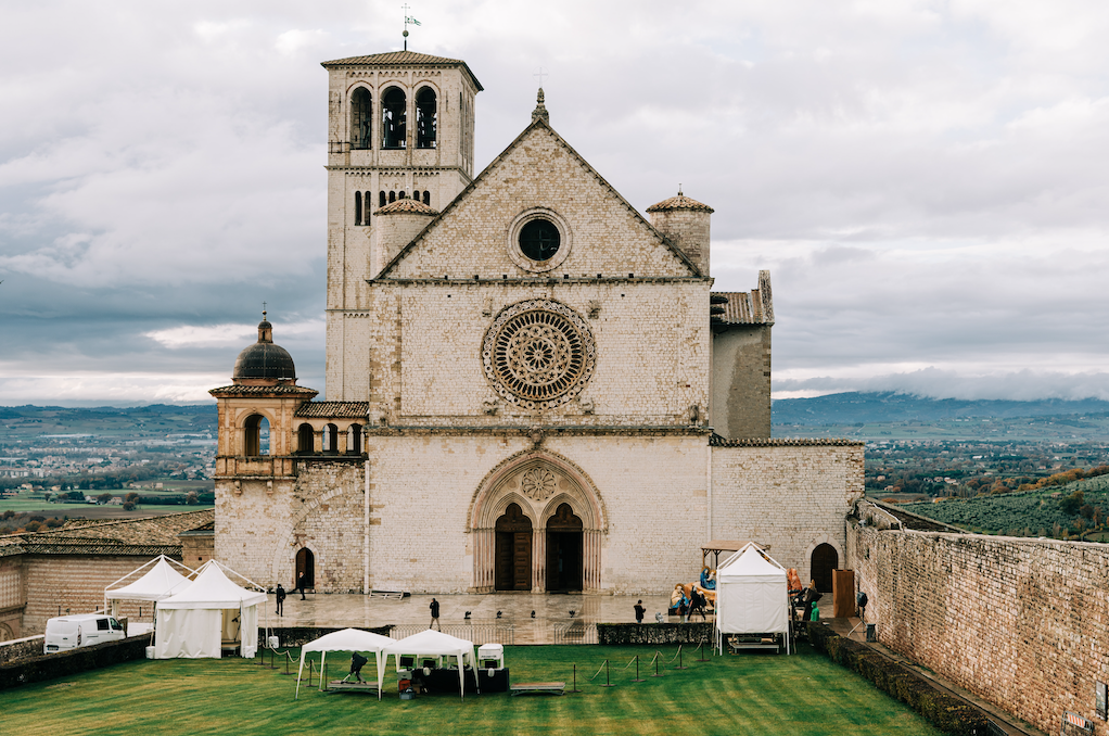 "Prima ""lezione"". In cattedra San Francesco"