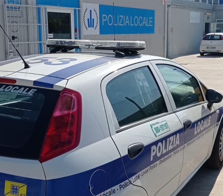 Attività della Polizia Locale nel presidio mirandolese
