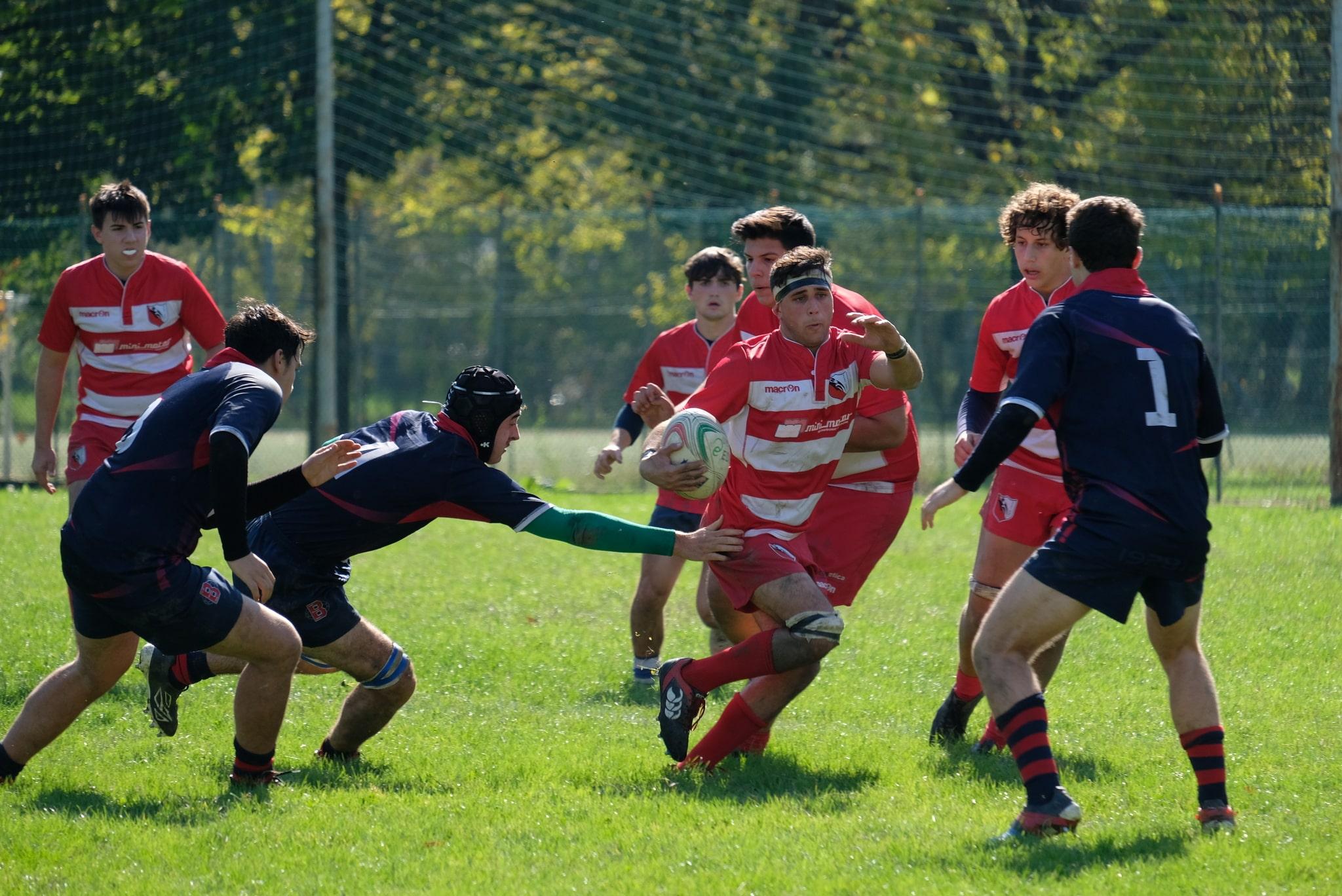 Rugby Carpi, i risultati delle giovanili
